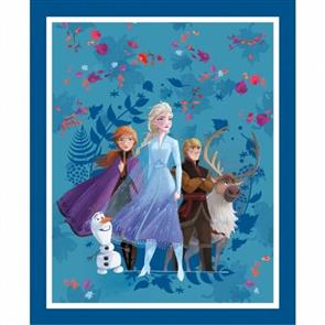 "Disney  's Frozen - Friends Forever 36"" Panel"