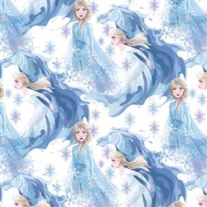Disney  's Frozen - Elsa in Her Element