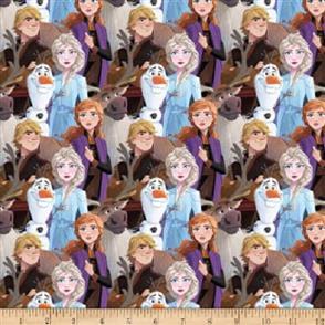 Disney  's Frozen - Friends Forever Multi