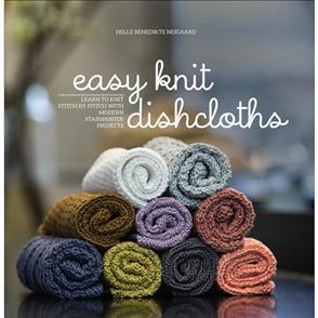 Quarry Books  Easy Knit Dishcloths