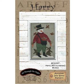 MISC  Cross Stitch Pattern - Harry