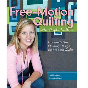 Angela Walters  Free-Motion Quilting with