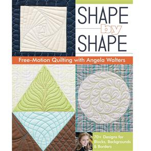Angela Walters  Shape by Shape -