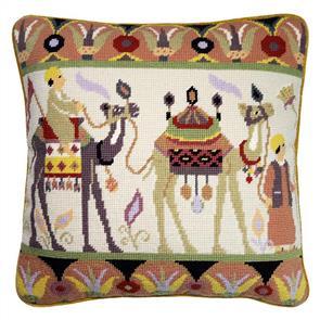 Jolly Red Tapastry Kit - Camel Trek