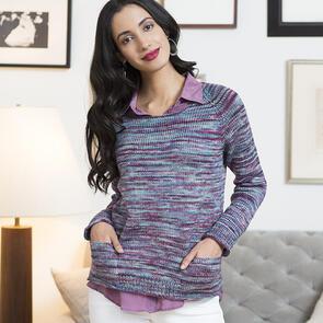 Malabrigo Cushman - Women's Pullover Sweater