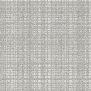 Benartex  Color Weave - Med Grey 6068-11