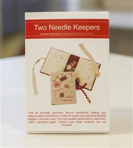Rinske Stevens Two Needle Keepers Kit