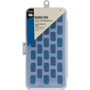 Dritz  Bobbin Box W/Foam Insert