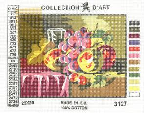 Collection D'Art  Tapestry Canvas 20X25 Dart Tapestry
