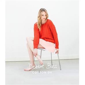 Debbie Bliss  Pattern - Crew Neck Sweater