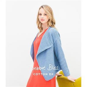 Debbie Bliss  Pattern - Waterfall Jacket