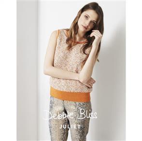 Debbie Bliss  Pattern - Juliet Star Stitch Top