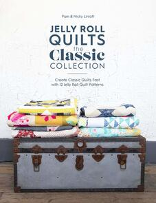 DAVID & CHARLES Jelly Roll Quilts: The Classic Collection