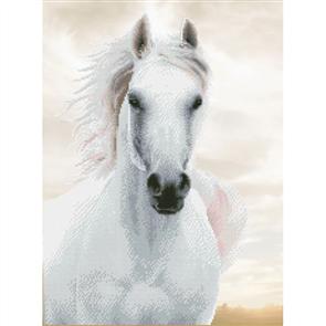 Diamond Dotz  Art Kit - Imperial Stallion 25.6 x 18.9 in