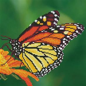 Diamond Dotz  Art Kit - Monarch