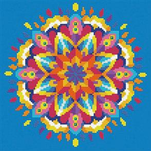 Diamond Dotz Art Kit - Blue Mandala