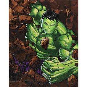 Diamond Dotz Marvel Avengers - Hulk Smash
