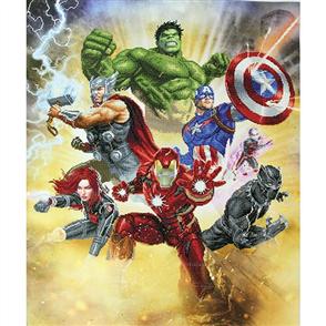 Diamond Dotz  Marvel Avengers Assemble