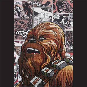 Diamond Dotz  Art Kit - Star Wars - Chewbacca