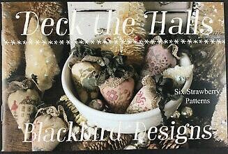 Blackbird Designs  Deck the Halls