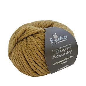 Broadway Yarns NZ Super Chunky, 100% NZ Merino