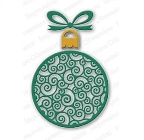 Impression Obsession  Dies - Fancy Ornament Die Set