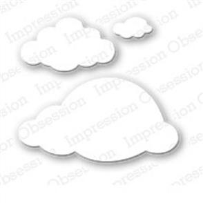 Impression Obsession  Dies - Clouds