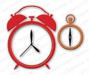 Impression Obsession  Dies - Alarm Clock