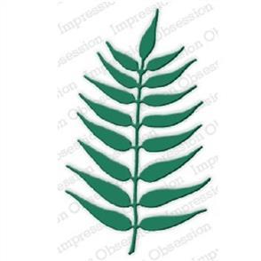 Impression Obsession  Dies - Lrg Leaf Stem