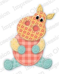 Impression Obsession  Dies - Patchwork Hippo