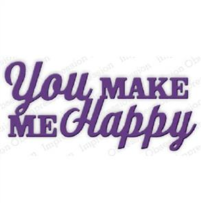 Impression Obsession  Die - You Make Me Happy