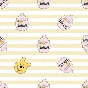 Nutex  Disney's Pooh Hunny Stripe