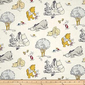 Nutex  Disney's Pooh A Togetherish Sort of Day