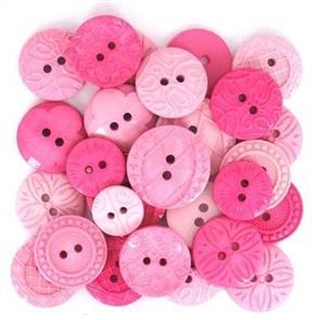 Dress It Up Embellishments - Color Me... Hot Pink