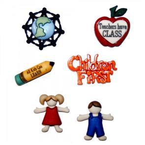 Dress It Up Embellishments - Children First