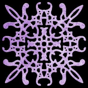 Cheery Lynn  Dies - Snowflake 3