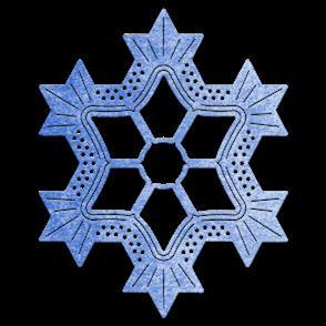 Cheery Lynn  Dies - Snowflake 4