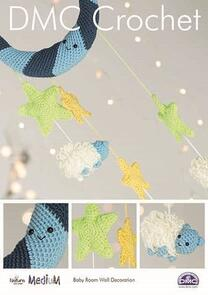 DMC Baby Room Decorations Pattern
