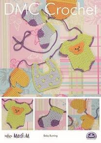 DMC Baby Bunting Crochet Pattern