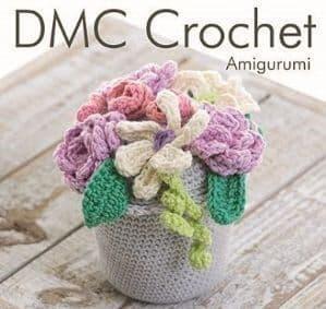 DMC  Spring Flowers Table Decoration Crochet Pattern