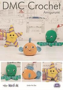 DMC Under the Sea Amigurumi Crochet Pattern
