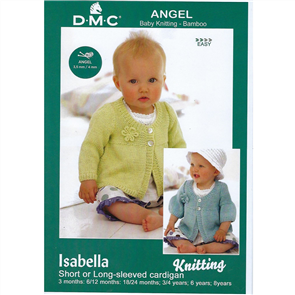 DMC Angel - Knitting Pattern - Isabella