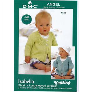 DMC  Angel - Knitting Pattern - Isabella