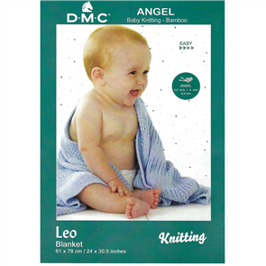 DMC Angel - Knitting Pattern - Leo