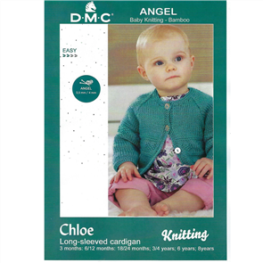 DMC  Angel - Knitting Pattern - Chloe