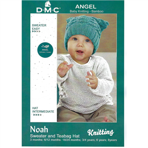 DMC Angel - Knitting Pattern - Noah