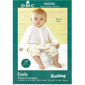 DMC Angel - Knitting Pattern - Emily