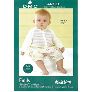 DMC  Angel - Knitting Pattern - Emily
