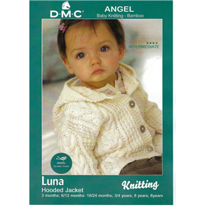 DMC Angel - Knitting Pattern - Luna