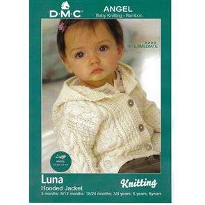 DMC  Angel - Knitting Pattern - Luna
